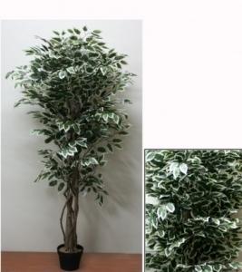 Изкувствено дърво Бенджамин - шарен