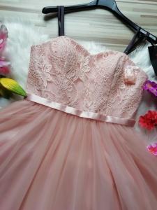 Къса рокля Laona с подвижни презрамки и вградени чашки 3