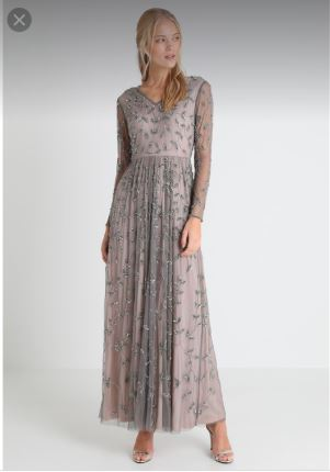 Дълга рокля Maya deluxe 1