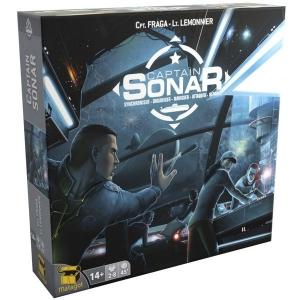 Настолна игра Капитан Сонар/ Captain Sonar под наем 1