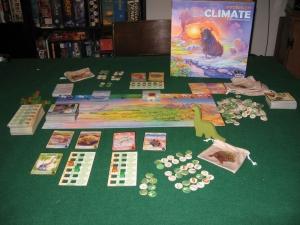 Настолна игра Evolution: Климат 2