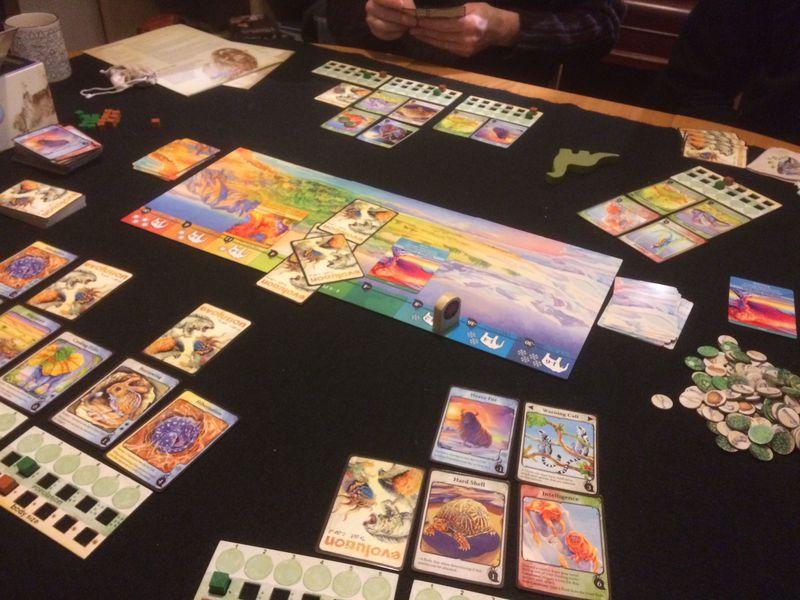 Настолна игра Evolution: Климат 3