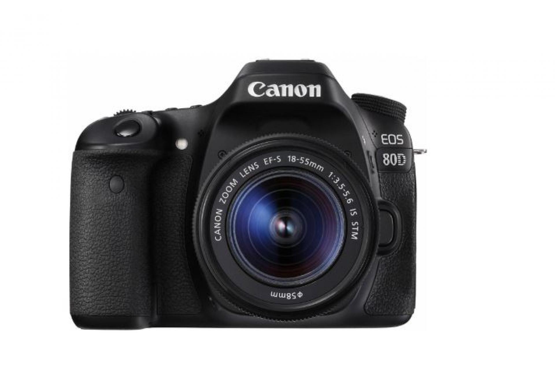 Фотоапарат Canon 80D