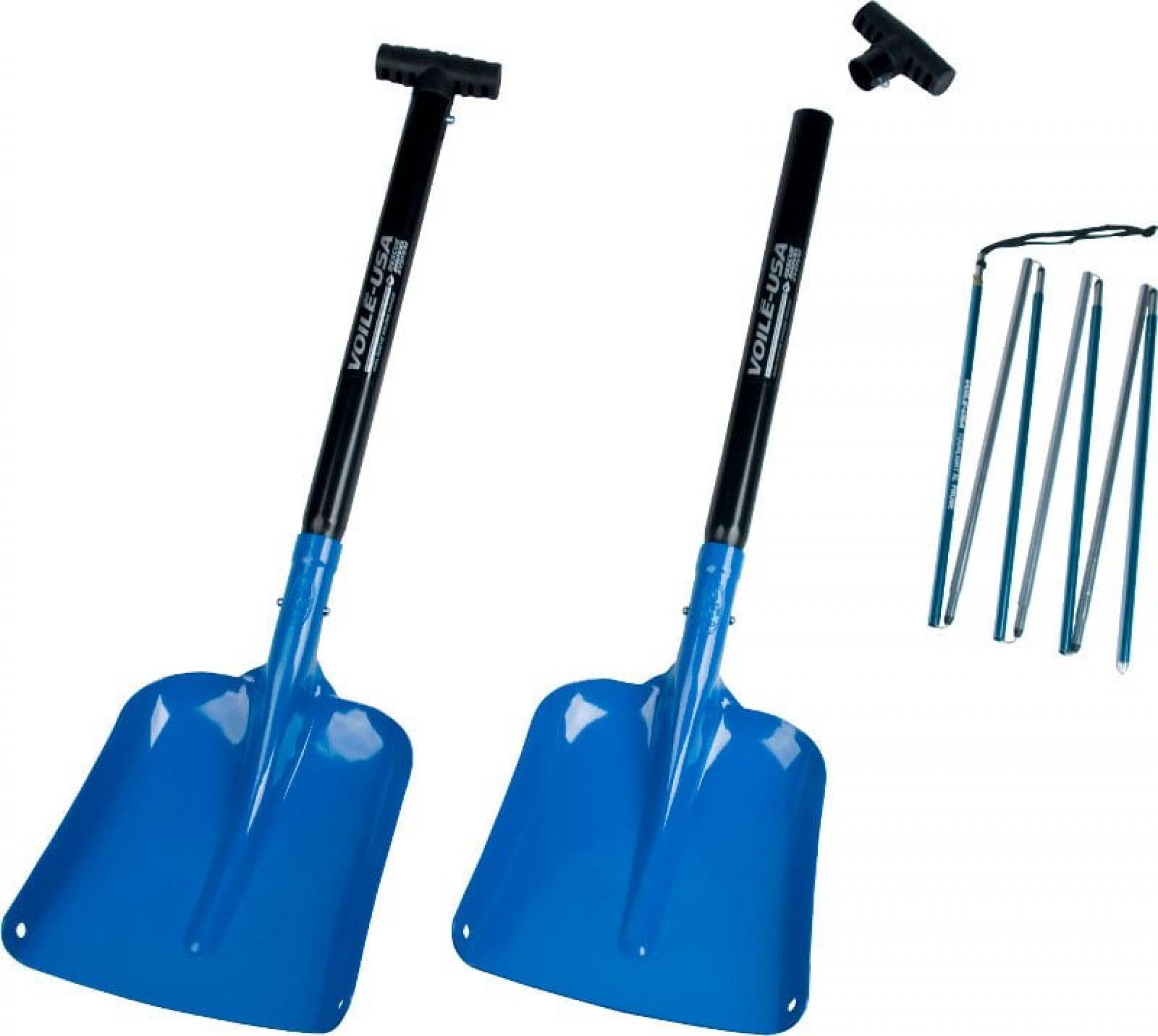 Лавинна сонда лопата